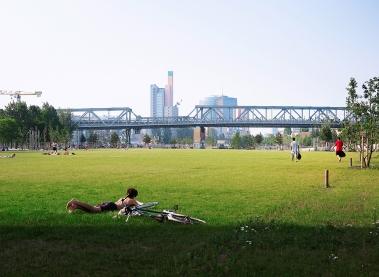 Park am Gleisdreieck (c)Lilli Licka