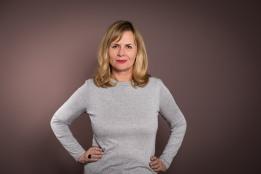 Kunsthaus Direktorin Bettina Leidl