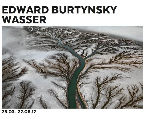 BurtynskyWasser_Ausstellungsplakat