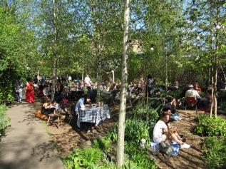 London, Dalstone Eastern Curve Garden ©Lorraine Worpole