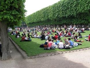 Paris, Jardin de Luxembourg ©LilliLicka